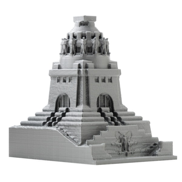 3D-Druck Völkerschlachtdenkmal